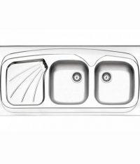 سینک-ظرفشویی-روکار-استیل-البرز-270