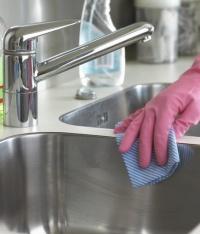 تمیز-کردن-سینک
