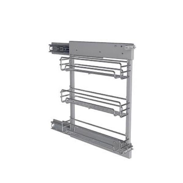 سوپر پهلو پلاتین (قابلیت نصب به درب) ارتفاع 60