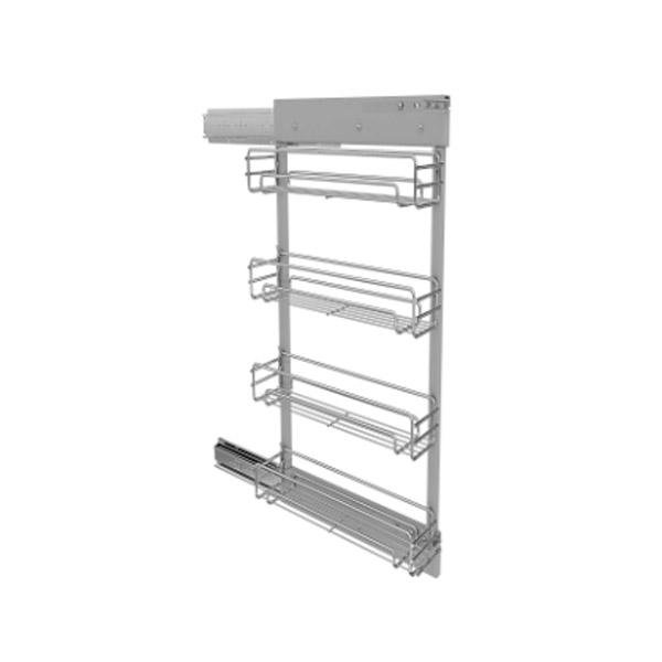 سوپر پهلو پلاتین (قابلیت نصب به درب) ارتفاع 80