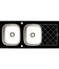 سینک شیشه ای داتیس مدل DSG 120